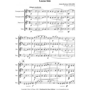 Locus Iste - Bruckner