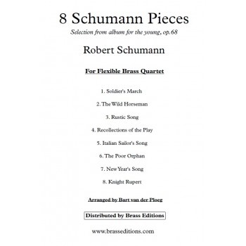 8 Schumann Pieces - FLEX