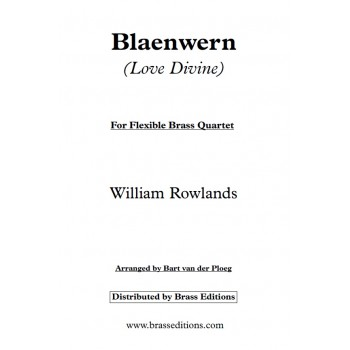 Blaenwern (Love Divine) - FLEX