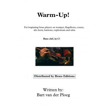 Warm-Up! - Bassschlüssel in C